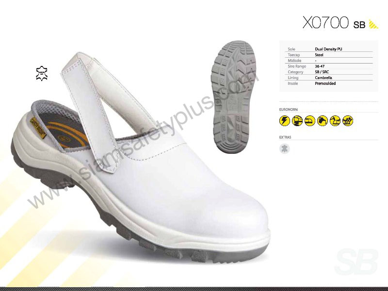 safety shoes safety Jogger X0700
