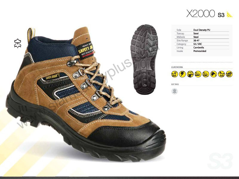 safety shoes safety Jogger X2000