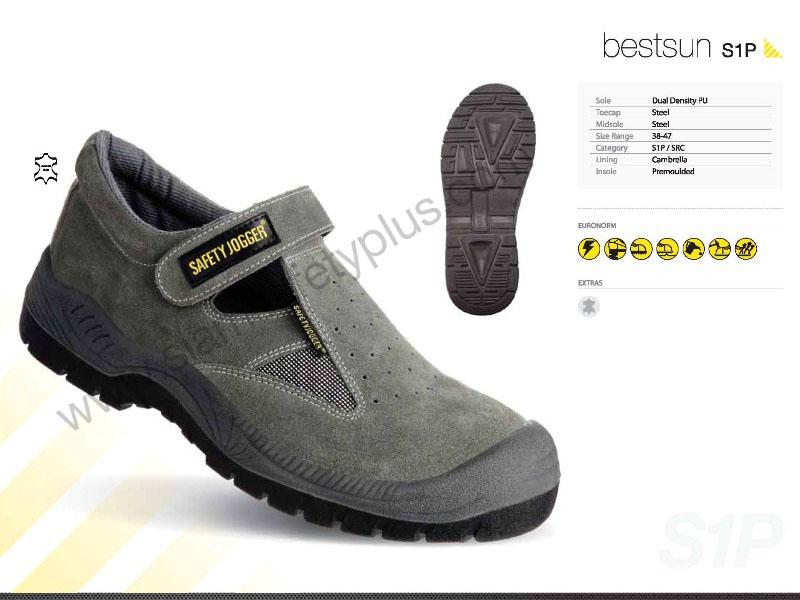 safety shoes safety Jogger Bestsun