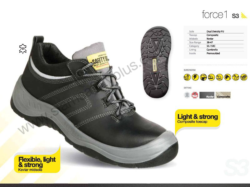 safety shoes safety Jogger Force1