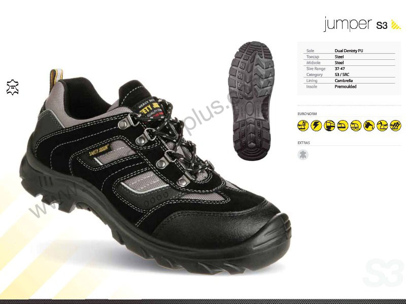 safety shoes safety Jogger Jumper