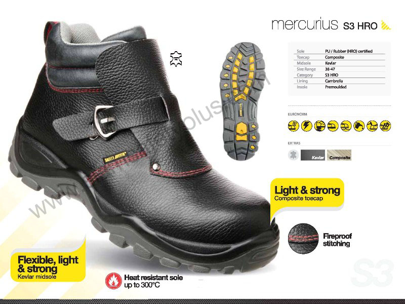 safety shoes safety Jogger Mercurius
